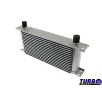 Olajhűtő TurboWorks 16-soros 260x125x50 AN8 Ezüst